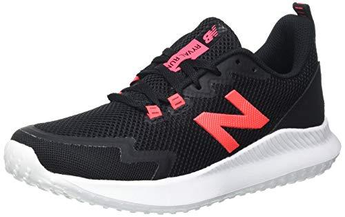 New Balance Ryval Run, Zapatillas para Correr Mujer, Black Pink, 36.5 EU