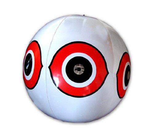 Bird-X Scare-Eye Bird Repellent Predator Eyes Balloon, White
