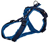 TRIXIE Arnés Trekking New Premium Añil-Azul Cobalto para Perros