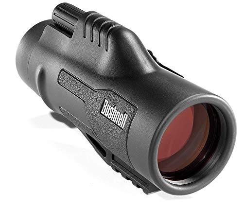 Bushnell Legend Ultra HD Monocular, Black, 10 x 42-mm (Pack of 1)