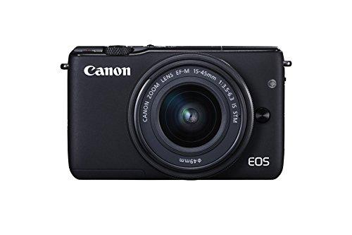 Canon EOS M10 Kit Fotocamera Mirrorless con Obiettivo...