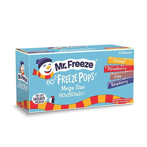 Mr Freeze Ginormous 60 x 150 ml