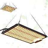DrayGelin 6000WフルスペクトルLED工場ランプ、植栽ランプ補足ライト量子版、温室栽培に適し、屋内温室苗木栽培及び発芽し成長します 6000WフルスペクトルLED植物成長ランプ、温室栽培、屋内温室苗栽培と発芽に適した植栽ランプ補助ライトの量子バージョン (Size : QB1000-1 chip)