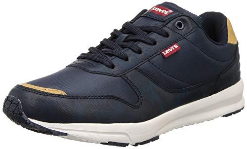 Levi's Men Baylor 2.0 Navy Blue Sneakers-8 UK (42 EU) (9 US) (38107-0078)