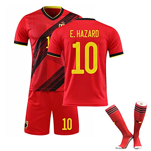 Backboards 2021 European Cup Jersey,Belgium Camiseta Primera Equipación,Hombre Camiseta de Manga Corta,por...