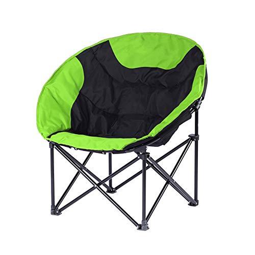 ZA klapstoel, draagbare kruk, buitenstoel, schetsstoel voor lunchpauze, maanstoel, klapstoel, visstoel, luxe kunstenaar, stevig en sterk, stoel plus katoen