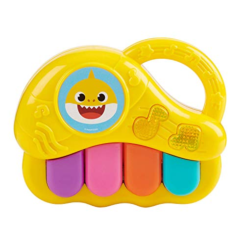 WowWee Pinkfong Baby Shark Lights N' Sounds Piano