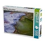 CALVENDO Puzzle Alles im Fluss - Steine und Wasser 1000 Teile Lege-Grösse 64 x 48 cm Foto-Puzzle Bild Von Schikore Martina
