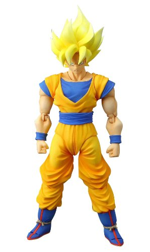 Figurine 'Dragon Ball Z' - Son Goku Super Saiyan - 14 cm