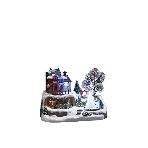 Konstsmide 3446–000LED escenarios, plástico, multicolor