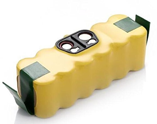 14.4V 3500mAh Ni-MH Batterie pour iRobot Roomba Aspirateur pour 500 560 530 510 562 550 570 581 610 650 790 780 532 760 770