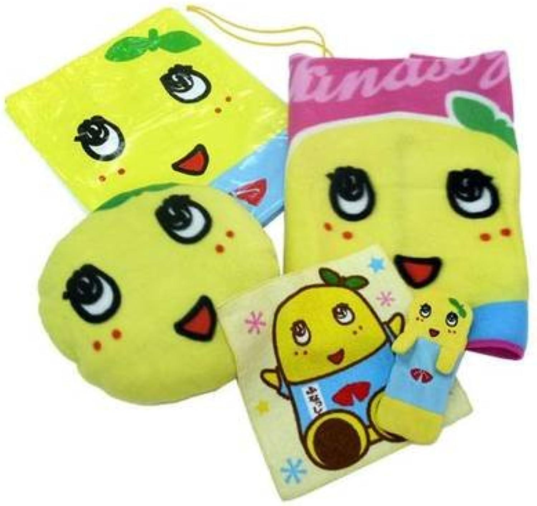 Set mit 5 Taschen Funasshi Glck Tasche (Japan-Import)