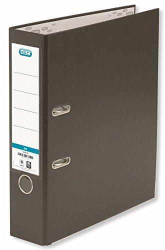 ELBA Ordner smart Pro 8 cm breit DIN A4 braun