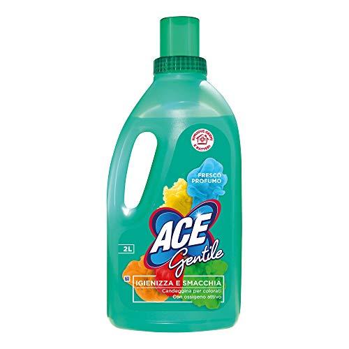 ACE–Lejía para ropa de color, delicada–2000ml.