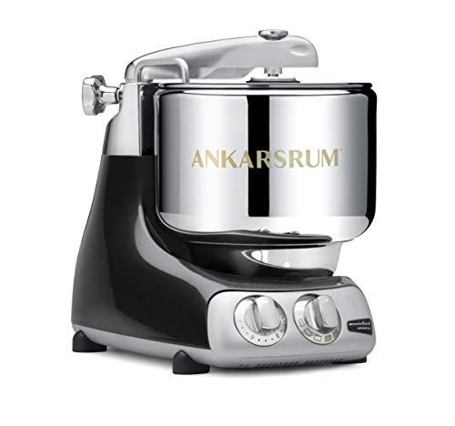 ANKARSRUM AKR AKM 6230 BD Assistent Original-AKM6230 Kitchen machine-Black Diamond, Aluminium