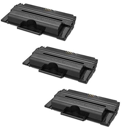 3 Toner kompatibel für Samsung SCX-5635FN SCX-5835FN ML-1635 ML-3475 Serie | MLT-D208L
