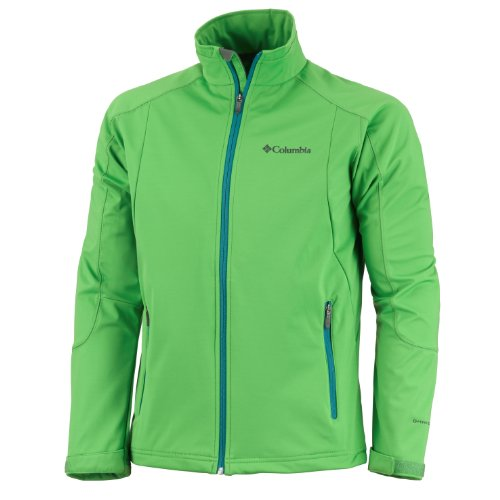 Columbia – Veste Soft Shell Homme Tectonic Access XXL Verde (Fuse Green)