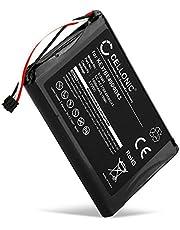 CELLONIC® Batería Premium Compatible con Garmin Edge 800 / Edge 810 / Edge Touring, 361-00035-00, KE37BE49D0DX3 1000mAh Pila Repuesto bateria