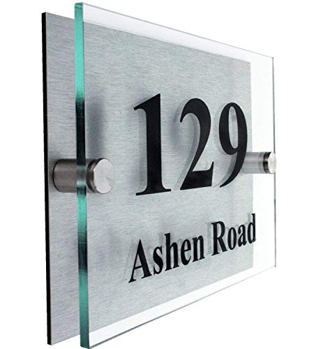 WE OFFER A CHOICE OF FONTS,Premier House Number Sign,Giving young disabled people employment,10 year Guarantee