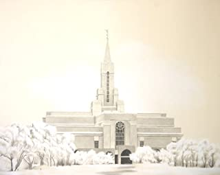 Best lds temple drawing Reviews