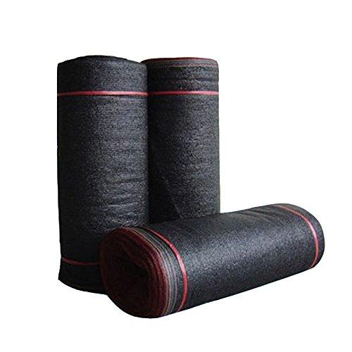 HUO 2x100m Noir Debris Échafaudage Usine D'Échafaudage Clôture Jardin Crop Shade (Couleur : 4-pin, Taille : 2 * 100)