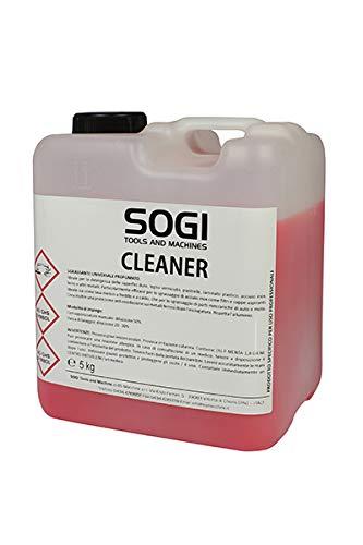 Sgrassatore detergente vasche vasca lavapezzi SOGI CLEANER (5 Kg)