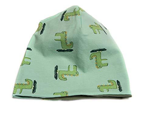Baby & Kinder Mütze/Beanie Krokodil versch. Größen