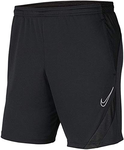 NIKE M Nk Dry Acd20 Short KP Pantalones Cortos de Deporte, Hombre, Anthracite/Black/White, S
