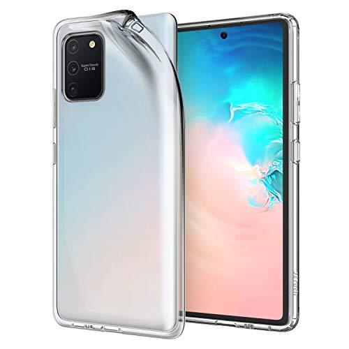 JETech Hülle für Samsung Galaxy S10 Lite (2020), Handyhülle Prämie TPU-Material, Stoßfest, HD Klar