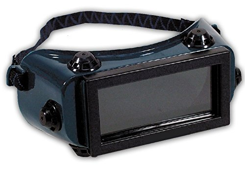 Hobart 770094 Welding Oxy-Acetylene Goggle - Fixed Front 2-Inch x 4 1/4-Inch,Black