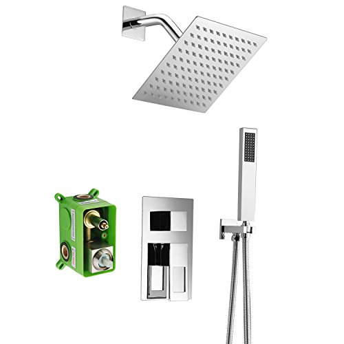 Our #2 Pick is the Sumerain Shower Faucet Set