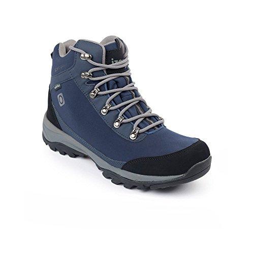 IZAS - Bota Montaña y Senderismo Softshell Gouter Hombre Azul 45
