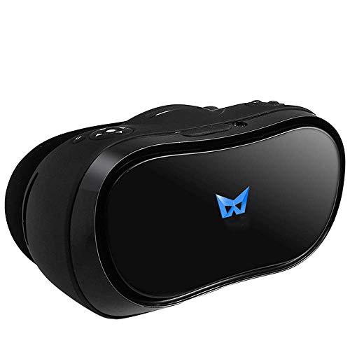 DBGS VR All-in-One Machine pour Killing Time De Maison, 4D Lunettes/Ordinateur Eye Virtual Reality 4K Écran/PC Game Machine Équipement/AR TV Myopie, Stéréo Surround Sound