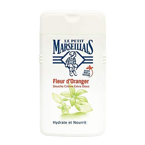 Le Petit Marseillais Duschmittel mit Orangenblüten Fleur d´Orange 250 ml