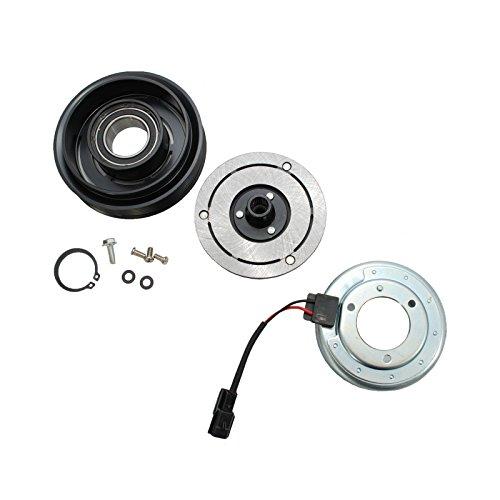 Hex Autoparts A/C AC Compressor Clutch Repair Kit for Nissan Rogue 2.5L 2008-2013