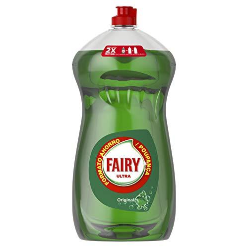 Fairy Regular–Liquido lavastoviglie a mano, 1410ml