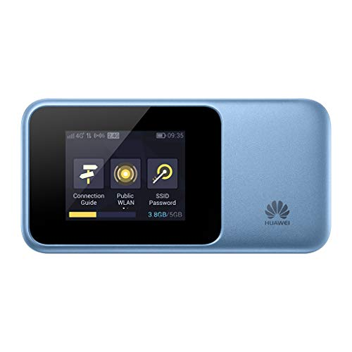 Huawei E5788u-96a 1Gbps 4G Cat 16 LTE Advanced Mobile WiFi (4G Advanced LTE Globally - Americas, Europe, Asia, Middle East, Africa)