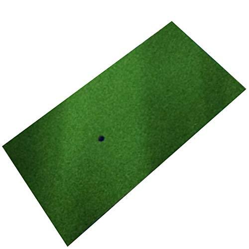 Centeraly - Alfombrilla de práctica de golf (30 x 60 cm)