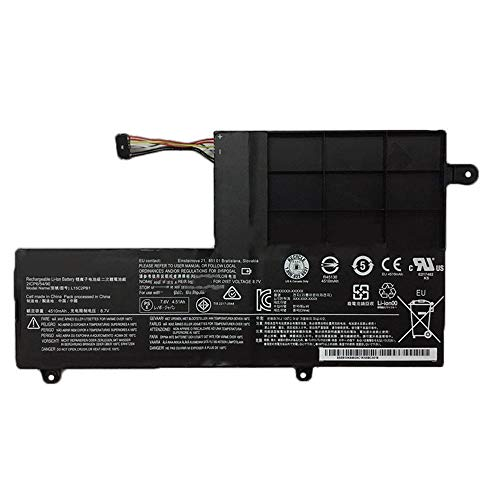 Szhyon Fit for 7.6V 35Wh L15C2PB1 5B10K84491 Laptop Battery fit for Lenovo Yoga 510 510-14IKB 510-15IKB 510-15ISK 510-14ISK