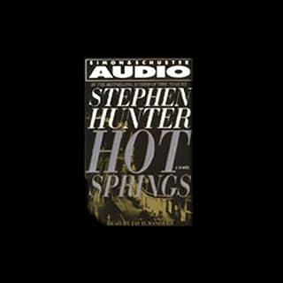 Hot Springs audiobook cover art