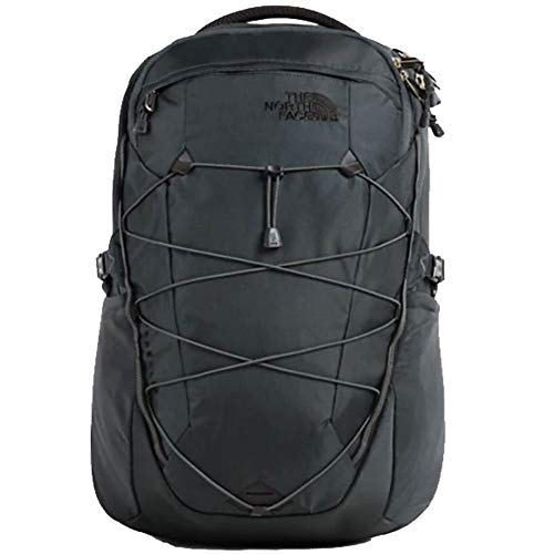 The North Face Men's Borealis Backpack, Asphalt Grey/Silver Reflective, One Size