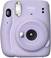 FUJIFILM 拍立得 checky instax mini 11 紫丁香紫色 INS MINI 11 PURPLE