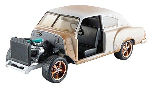 Jada Toys–98294W–Chevrolet Fleetline–Dom–Fast and Furious 8–Maßstab 1/24–Weiß
