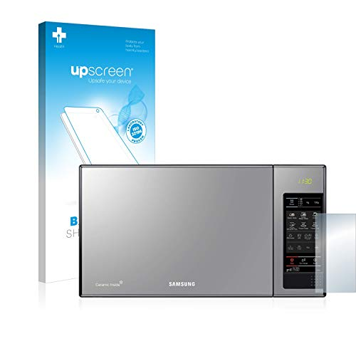 upscreen Protector Pantalla Compatible con Samsung GE83X Película Protectora Antibacteriana