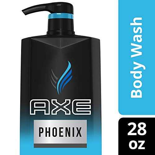 AXE Phoenix Body Wash for Men 28 fluid ounce, 2 Count