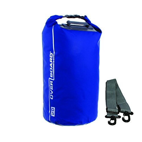 Overboard Ensemble de sac à dos pour sac à dos avec tube étanche à 100% et sangle réglable