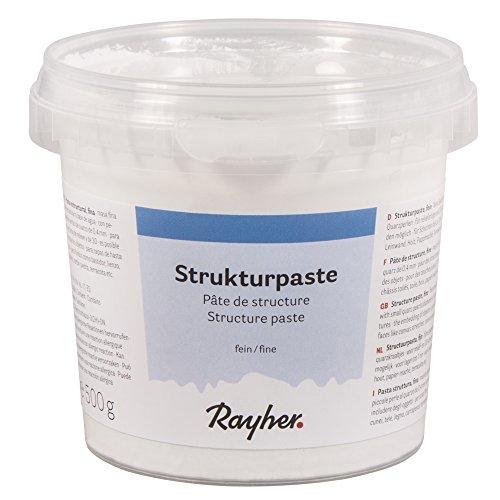 Rayher Pasta Estructural, Surtido, Fina, Bote 500g