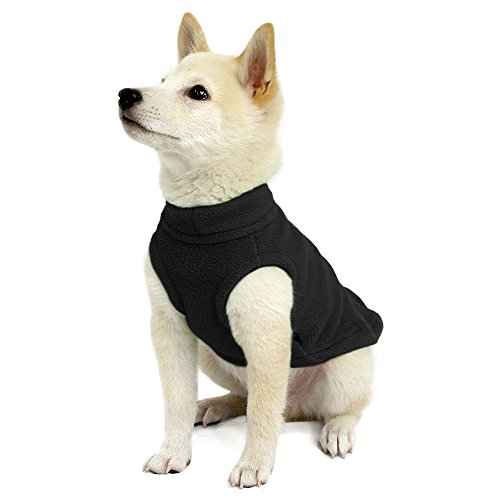 Gooby - Stretch Fleece Vest, Pullover Fleece Vest...