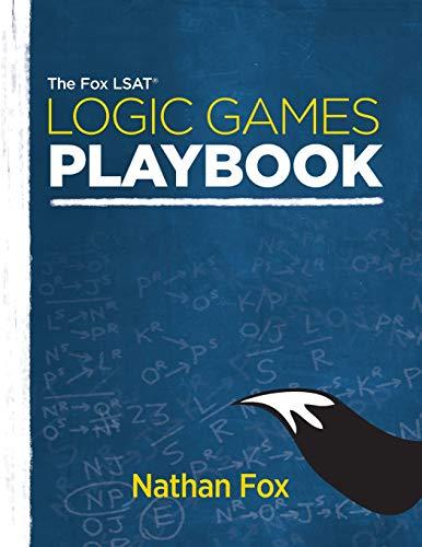 Download The Fox LSAT Logic Games Playbook 1530956293