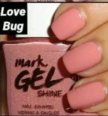 Marca. Gel Shine esmalte de uñas – Last Love – por Avon